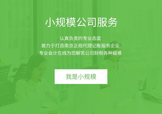 小规模公司注册服务